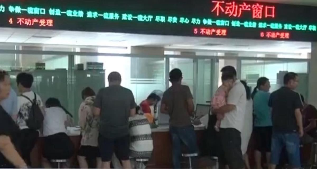 三层大楼没有一台复印机 记者追踪泗水县政务服务中心整改状况