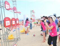 日照沙滩三分球投篮挑战赛比赛日程调整