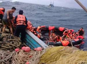 泰国普吉岛沉船事故尚未发现山东省旅行社组织的团队游客