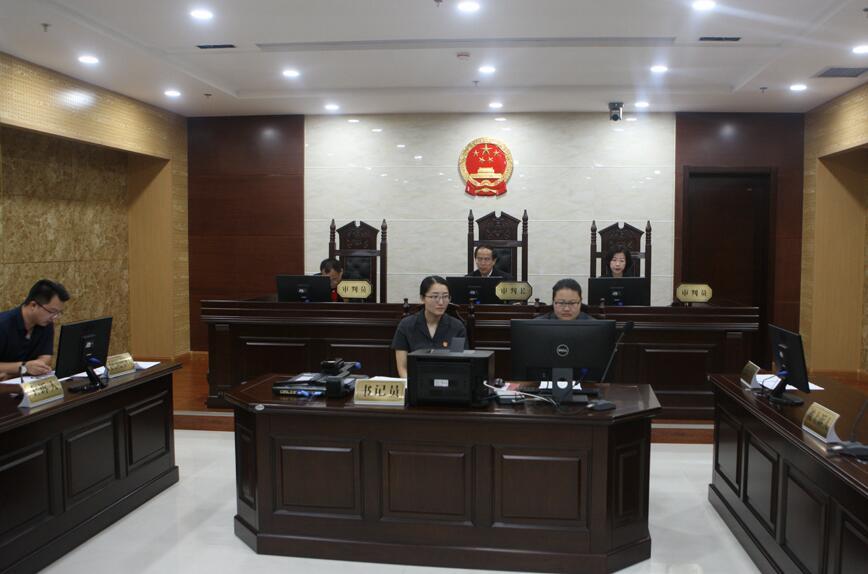 东营中院廖伟忠院长担任审判长并主审两起保险合同纠纷案件