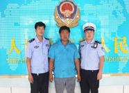 一河北籍男子无证驾驶重型半挂牵引车被无棣交警拘留