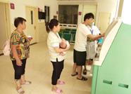 暖!5个月大女婴发烧转院下错路 高速交警护送至医院