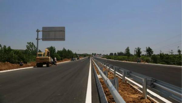 日夏线改建工程正式建成通车 去日照机场可走这条路