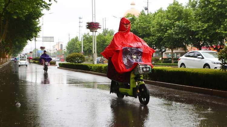 海丽气象吧 | 小暑开启热情盛夏,山东将有一次大范围降雨过程