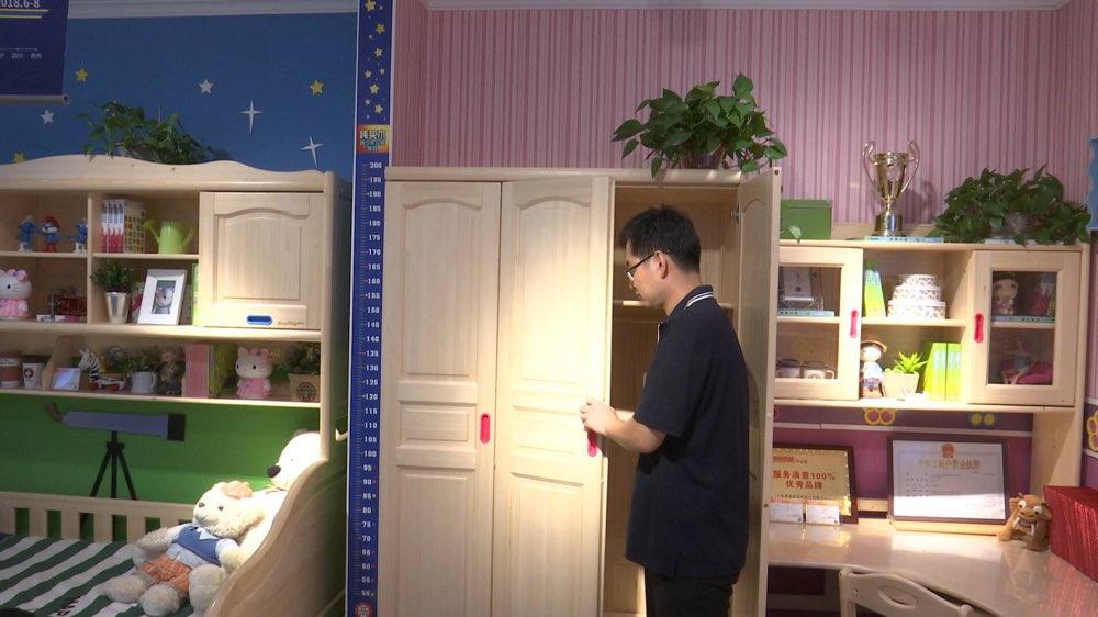 每周质量报告∣如何购买儿童家具:看颜色和外形 通气孔