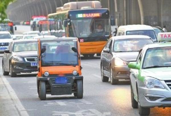 15日起淄博经济开发区这些路段将对6类车辆禁行