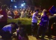 泰安7月8日晚发生砍人事件4人受伤 嫌疑人已抓获