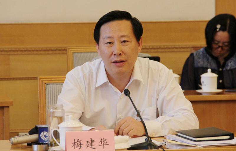 南下归来话改革丨莱芜市委书记、市长梅建华:产生差距,归根结底还是人的问题