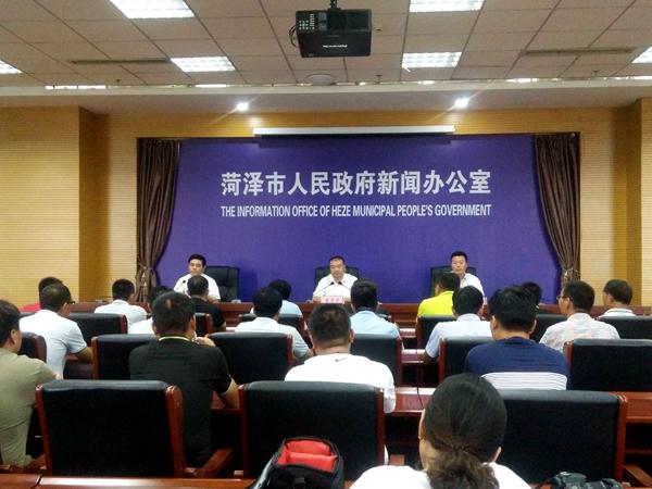 菏泽发布3项重点工程进展 黄河路7月30日前全线通车