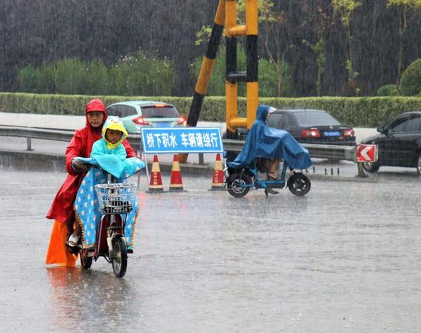 枣庄今年以来平均降雨量274.8毫米  较历年同期偏少13.3%