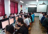 潍城区2223名教师同一天走进37处考场参加测试