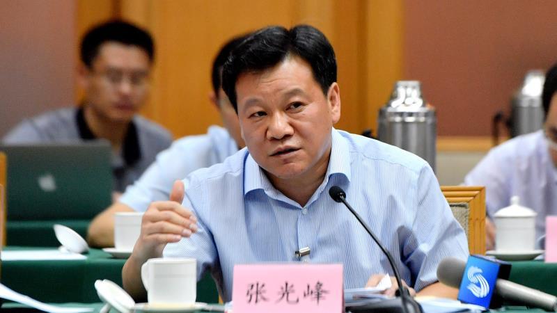 南下归来话改革丨滨州市委书记张光峰:未来发展必须信息化和工业化高度融合