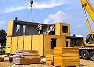 """蓝天白云下的太阳能德州小镇:22支赛队在建""""太阳房"""""""