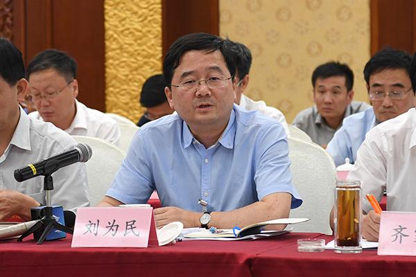 """南下归来话改革丨山东省科技厅厅长刘为民:缩手缩脚,是取不来""""真经""""的"""