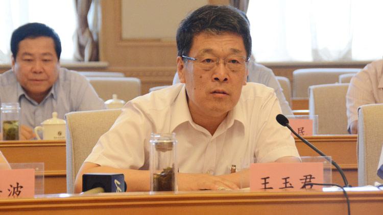 南下归来话改革|临沂市委书记王玉君:与三省的差距,是思想解放、理念观念的差距