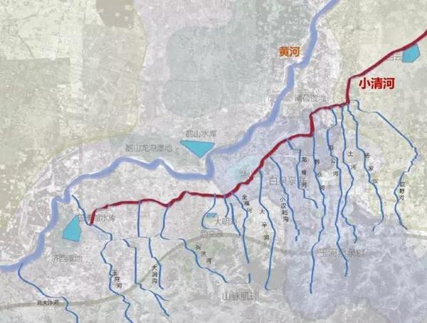 济南小清河生态景观设计方案出炉,看看你喜欢哪个