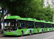 荣成石岛新增14辆新能源公交 配备多种附属服务设备
