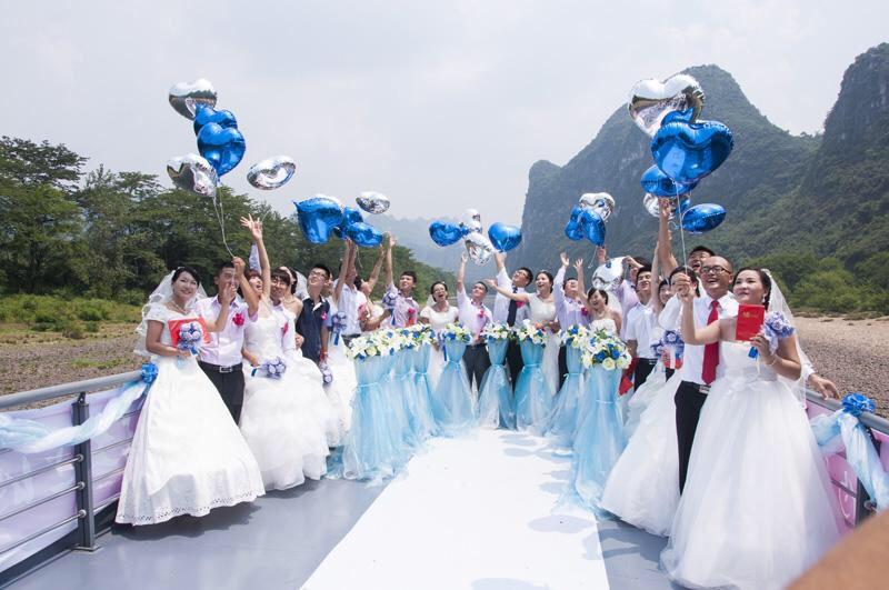 淄博市第十四届青年集体婚礼邀请您报名