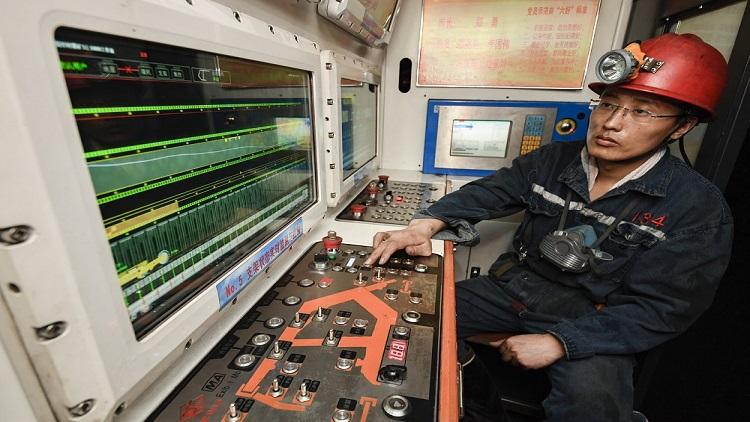 省内首家智能化无人开采工作面 安全开采110万吨
