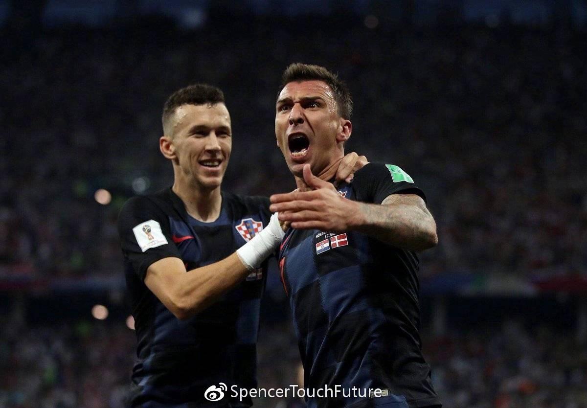 闪电视界杯:向克罗地亚铁人队致敬,完美诠释想赢的心