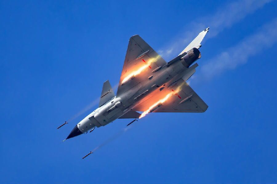 空军多型战机将从山东赴俄参加国际军事比赛