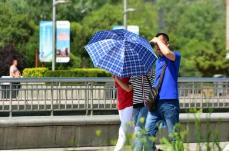 海丽气象吧丨济南等11市今日达35℃ 山东高温高湿天气将持续一周