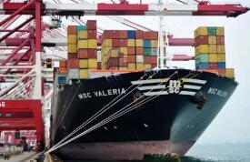 上半年青岛外贸进出口2391.6亿元 对欧美市场进出口呈增长趋势