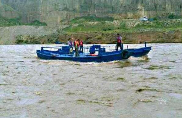 黄河迎入汛来最大洪水 山东启动防御大洪水工作机制