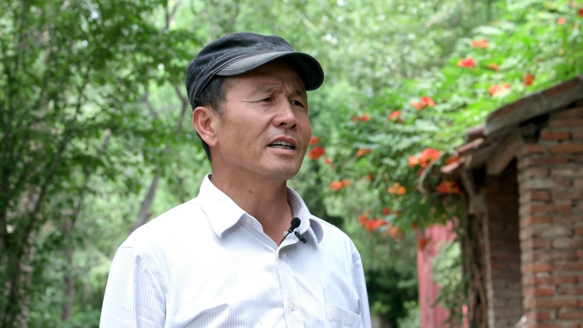 奋斗者的故事 | 于禄海:坚守21载 5000亩荒山披绿荫
