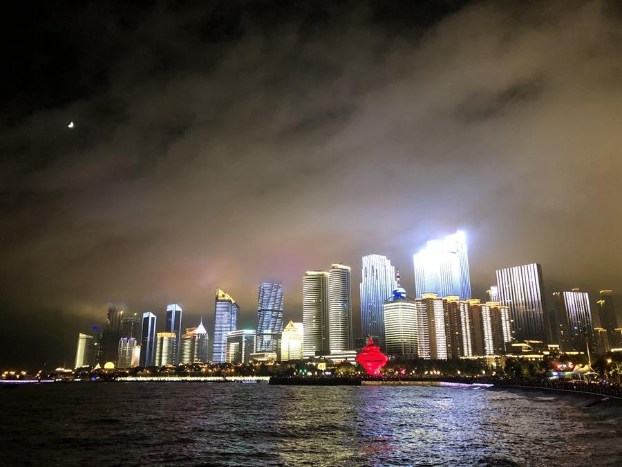 【风从海上来·改革进行时】办好一次会搞活一座城 青岛迎来全新发展机遇