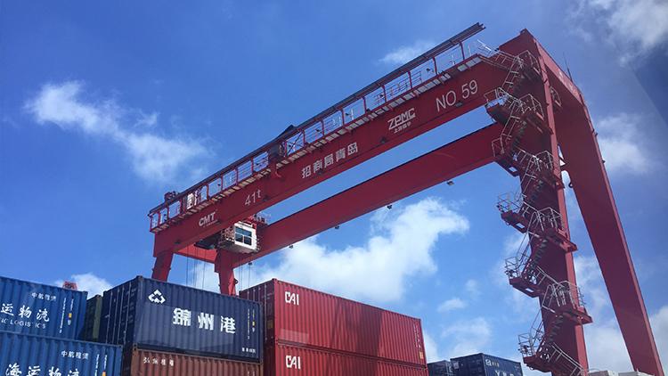 抢抓机遇 青岛前湾保税港区跨境电商助力产业转型