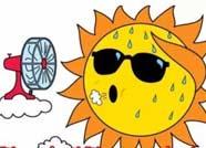 海丽气象吧丨滨州市发布高温橙色预警 部分地区或超过39℃