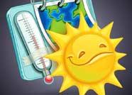 海丽气象吧丨高温天气仍将持续 滨州3县区发布高温橙色预警