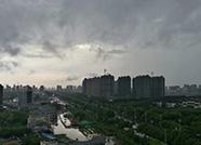 暴雨继续!青岛潍坊日照发布暴雨红色预警 最大降水量205.6毫米