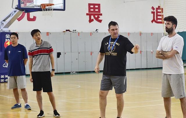 高速男篮进入假期两周后集结  夏训备战人员不齐整