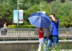 海丽气象吧丨淄博发布高温橙色预警 白天最高气温37℃
