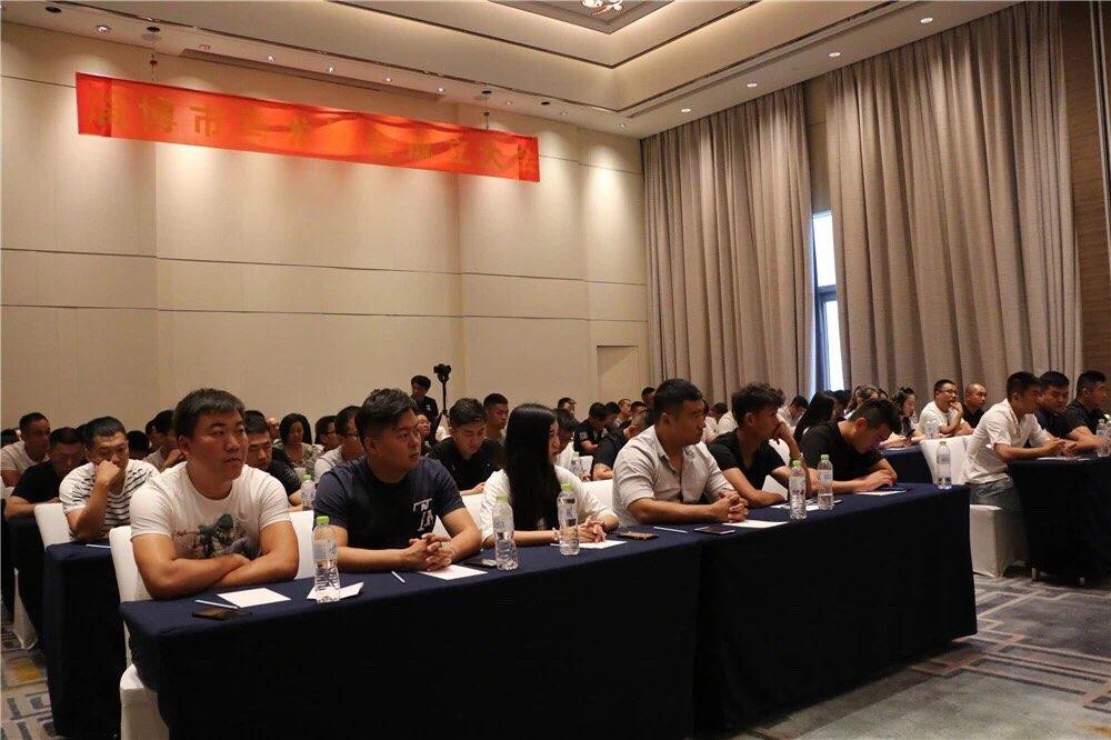 淄博市马术协会成立 助力马术运动发展