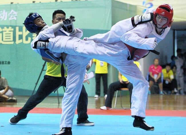 24届省运会跆拳道甲组比赛结束 淄博队收获3金1银3铜