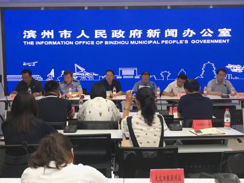 滨州半年查处暴力袭警案件85起 117人被处理