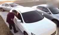火速缉凶!德州警方六小时速擒砸车玻璃贼