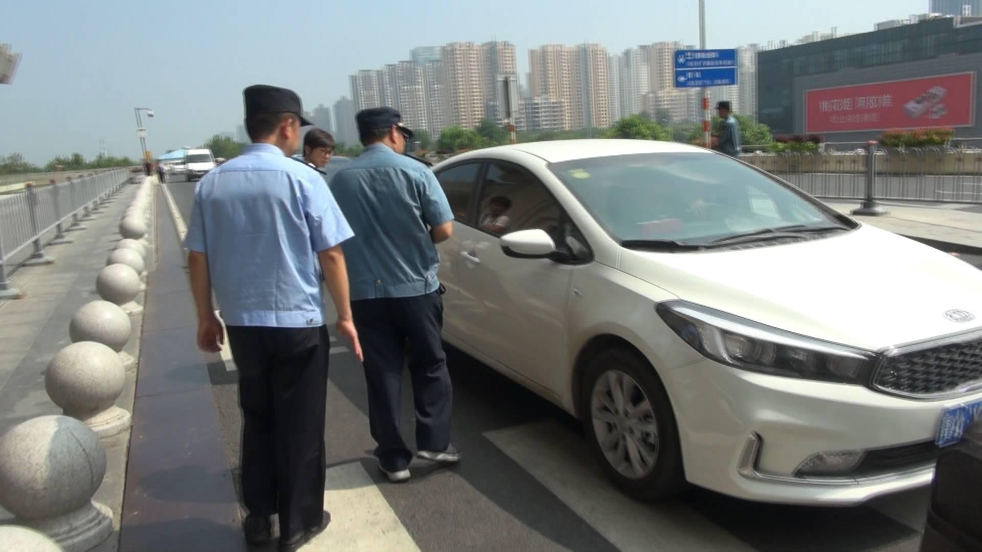 济南今起正式严查不合规网约车 首日13辆车被查