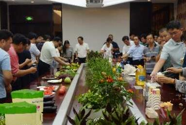 """山东打造饭店业""""绿色食材产供销链体系""""平台,绿色优质食材一步到位"""