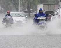 """今年淄博已发生17次较大降雨过程 """"安比""""造成130万经济损失"""