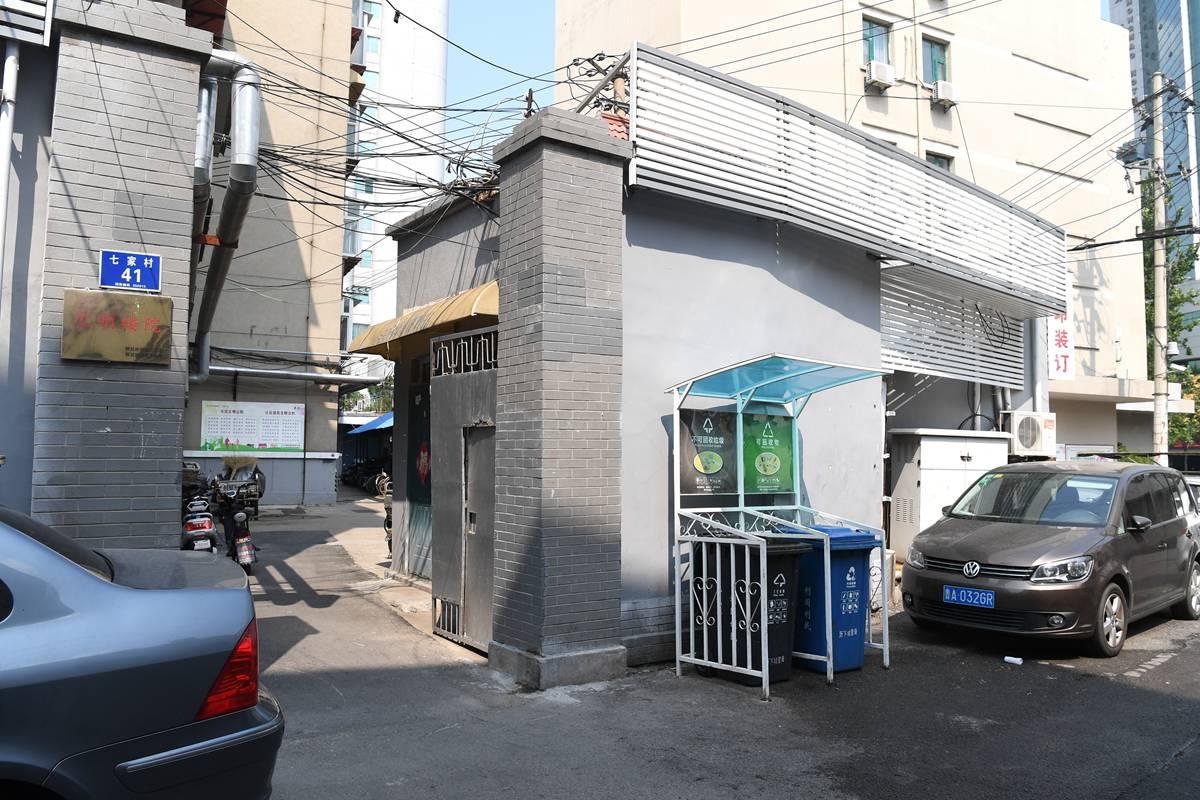 探访济南卖出51万的11平米学区房:系济南农机局宿舍传达室