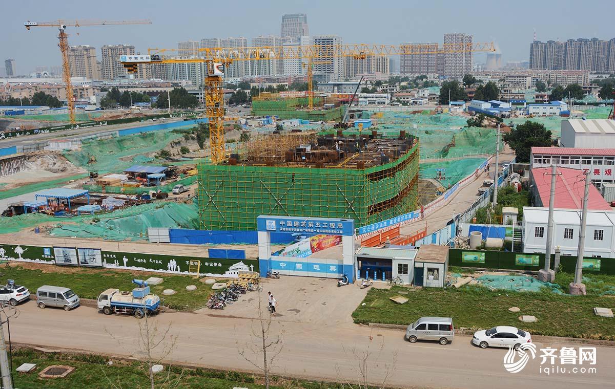 """济南宗旨商务区也有个""""798""""!来一睹为速"""