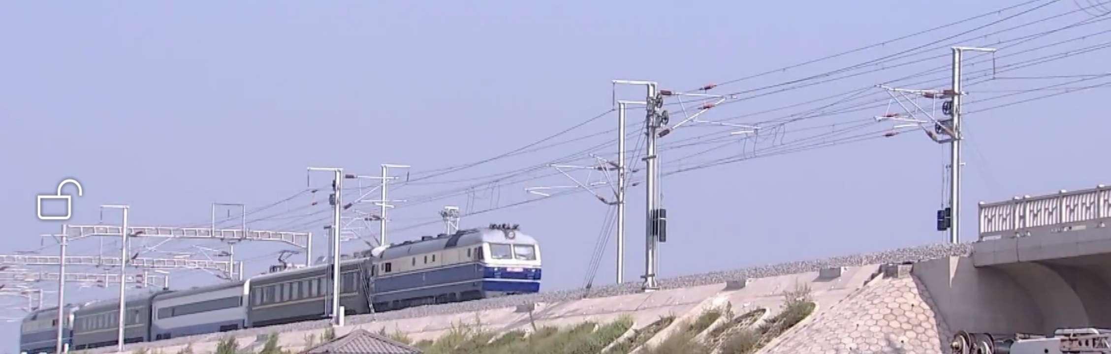 济青高铁开始联调联试 全程11个站点最高时速350公里