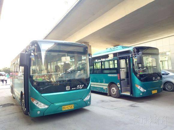 8月8日,济南将开通T9、T11、T19、T21四条通勤快速巴士