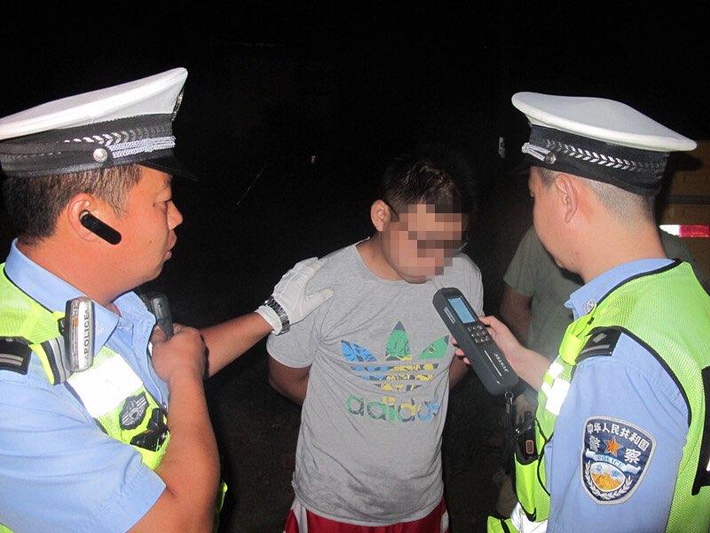 淄博交警开展周末集中统一行动 查处交通违法行为3356起