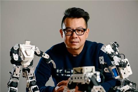 优必选科技周剑:山东要布局未来产业 打造北方机器人重镇