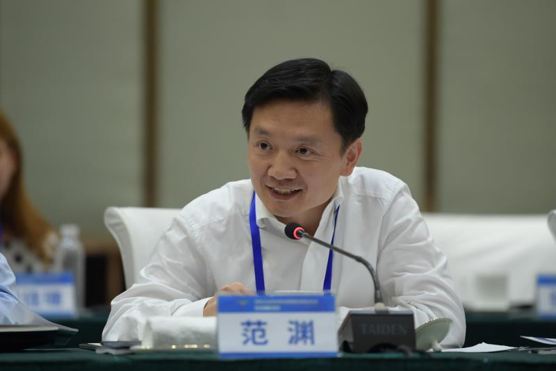 """安恒董事长范渊:守护""""线上""""安全感,助力平安山东建设"""